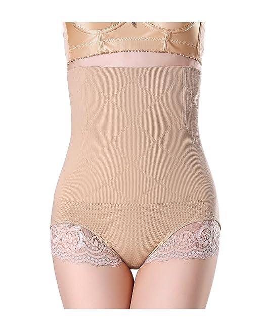 Figurformender Miederslip Damen Bauch Weg Stark Formend ohne Bein Nahtlose Hohe