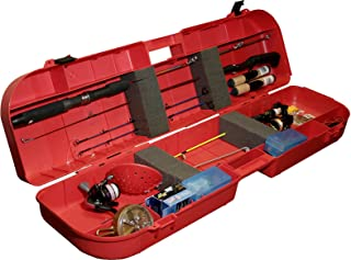 product image for MTM IFB-1-30 Ice Fishing Rod Box (Red)