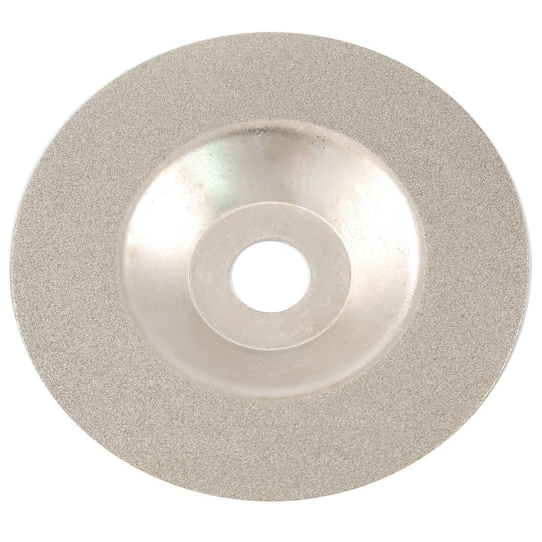 DealMux 100mm Diameter Fine Grits Electroplated Diamond Coated Glass Rock Cutting Disc