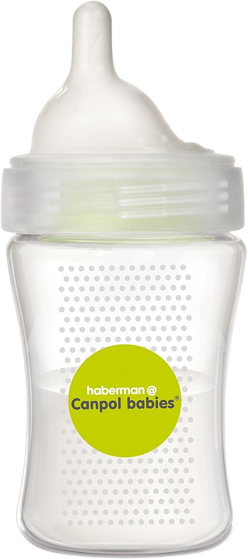 260 ml CANPOL antikolinis buteliukas PP Haberman ?vyturys 1//098/_bei