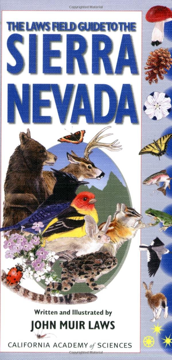The Laws Field Guide to the Sierra Nevada: written and illustrated by John Muir Laws (California Academy of Sciences) ebook