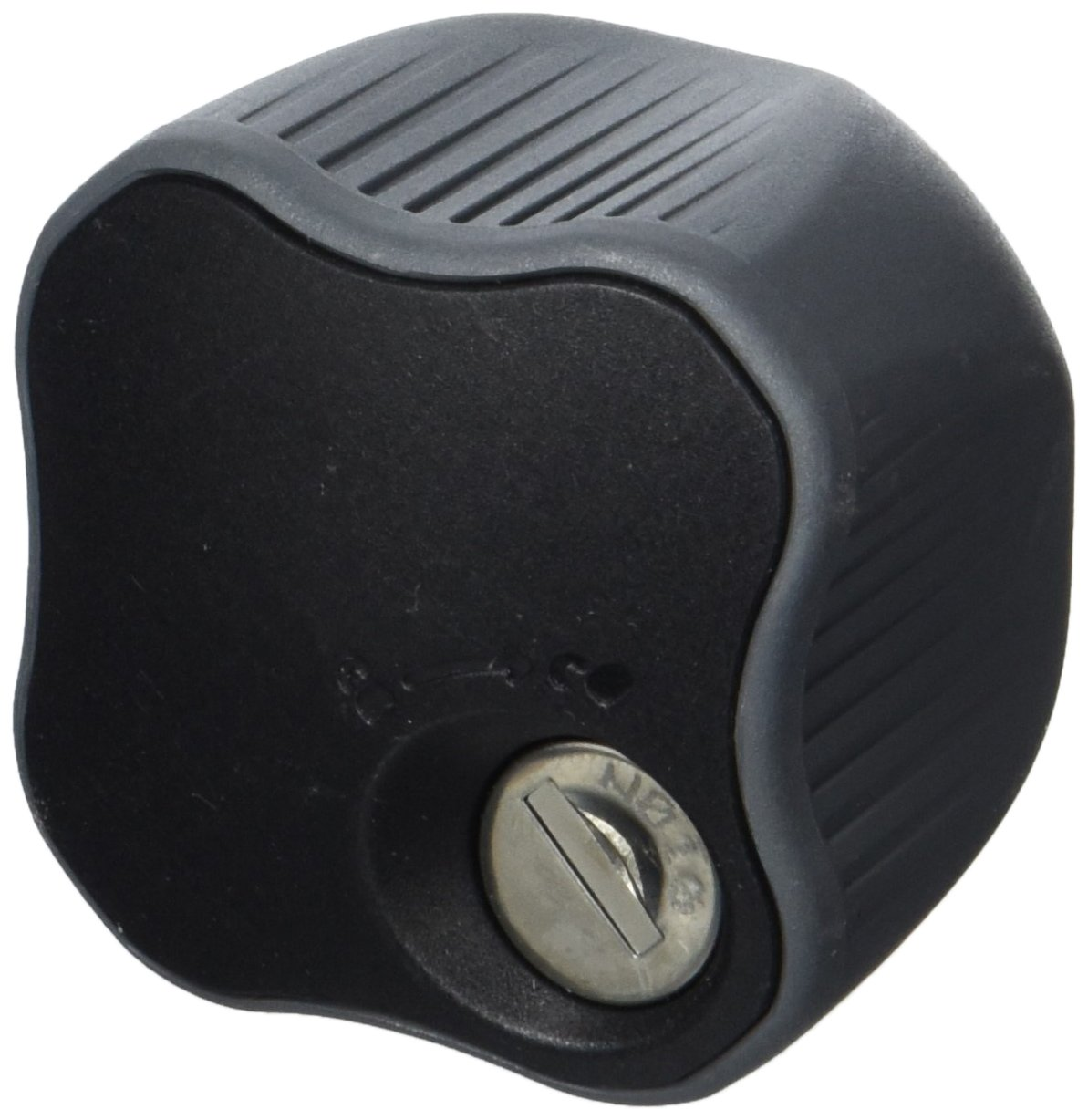 Unbekannt 527010 Lockable Knob, Black, One Size Thule GmbH.