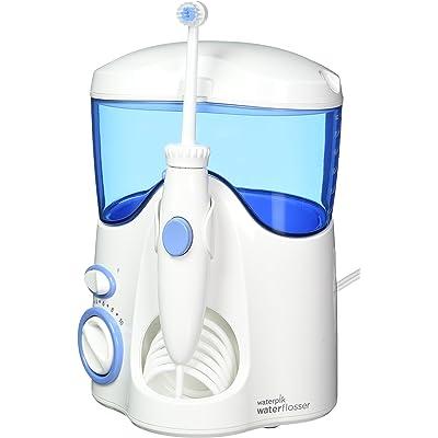 Waterpik WP-100  - Producto de cuidado dental, Azul/ Blanco