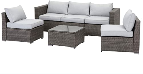 Wisteria Lane 6 Piece Outdoor Furniture Set