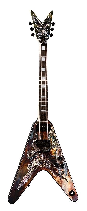 Dean Guitars Eric Peterson Hunter V - Guitarra eléctrica