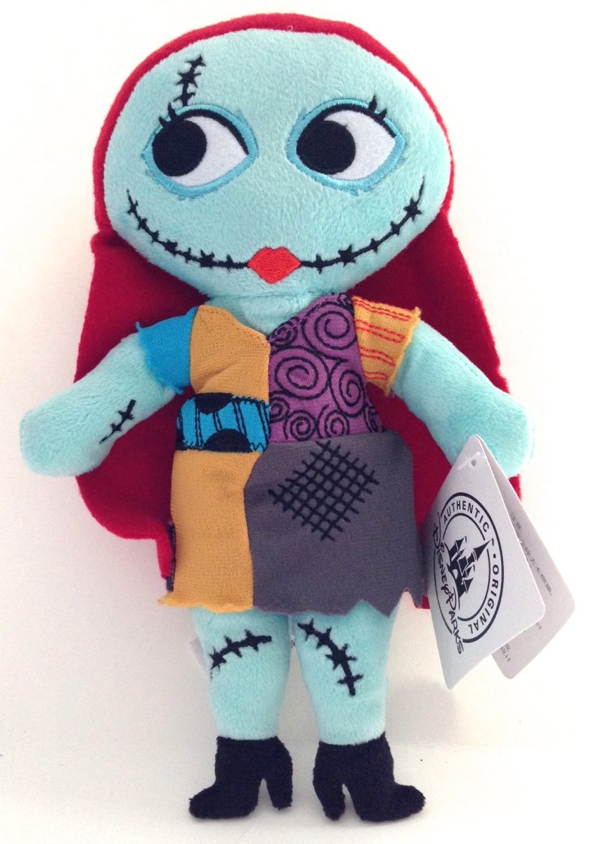 Amazon.com: Disney Parks Nightmare Before Christmas Sally Itty Bitty ...