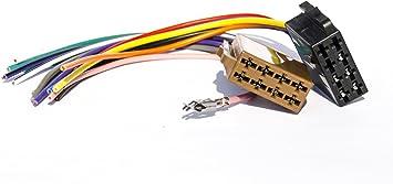 Iso Buchsen Set Auf Lose Kabelenden Elektronik