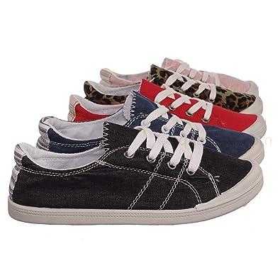 9a3066e2f7ad Vintage Flexible Rubber Sneaker - Women Canvas Comfort Bendable Shoes Black