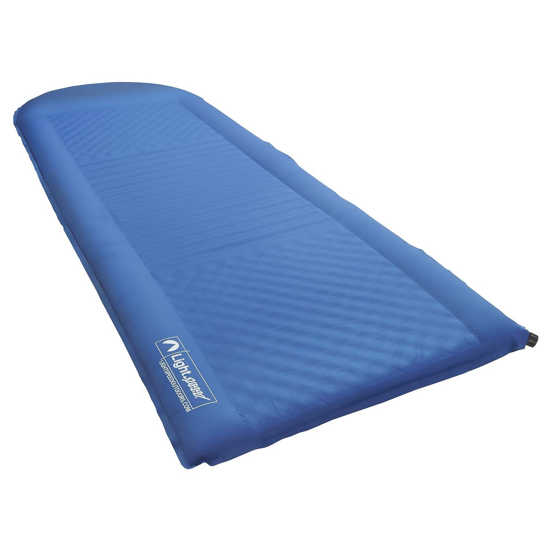 Lightspeed Außen PVC-frei Selbst aufblasende Camp Sleep Pad