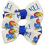7751d77f8a8 Amazon.com: Kansas Jayhawks Adidas Toddler 2 PC Cheerleader Set:2T ...