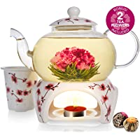 Teabloom Teapot & Tea Sets