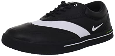 50670901b482 Nike Men s Lunar Swingtip Lea Golf Shoes Black  Amazon.co.uk  Shoes ...