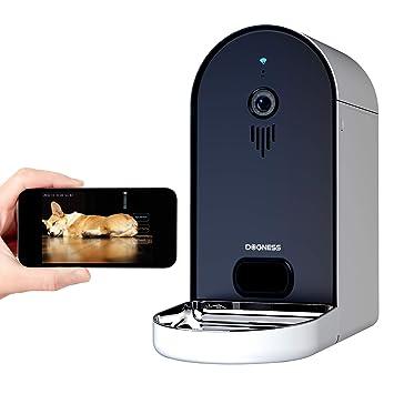 Amazon.com: DOGNESS - Comedero automático para cámara de ...