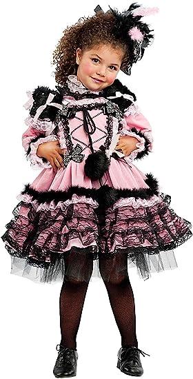 Disfraz Bailarina del Oeste Viejo BEB Vestido Fiesta de Carnaval ...