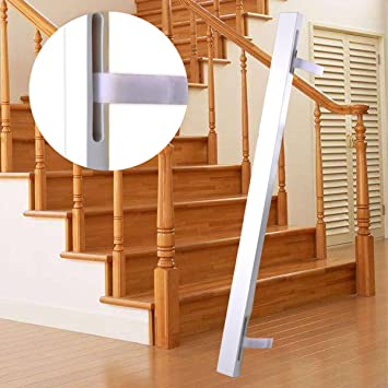 Cunina 1 Pcs Stair Fit 36 Inch Baby Gate Adapter Kit Perfect To Protect  Banisters And