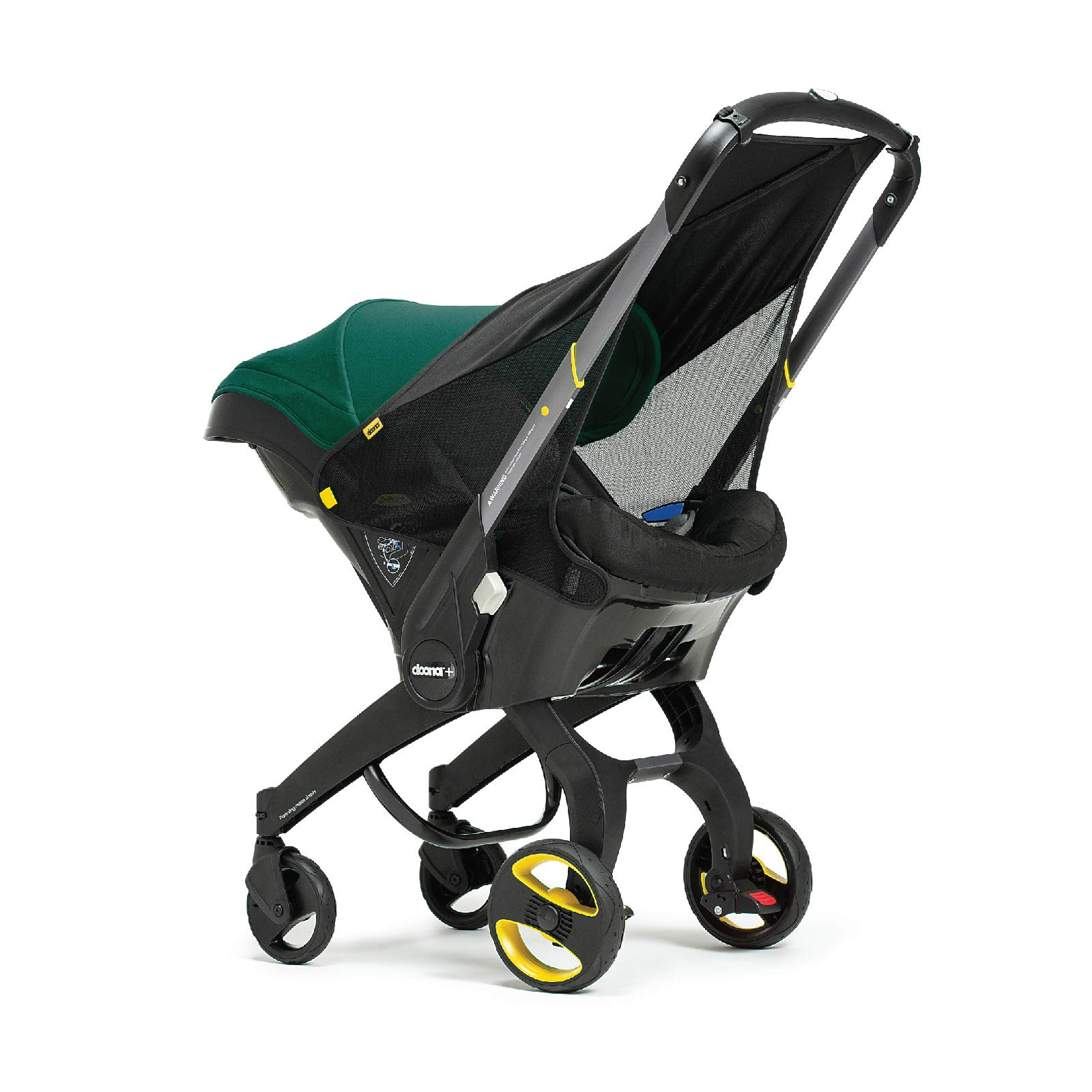 Doona Sunshade Extension - Compatible with Doona Car Seat & Stroller