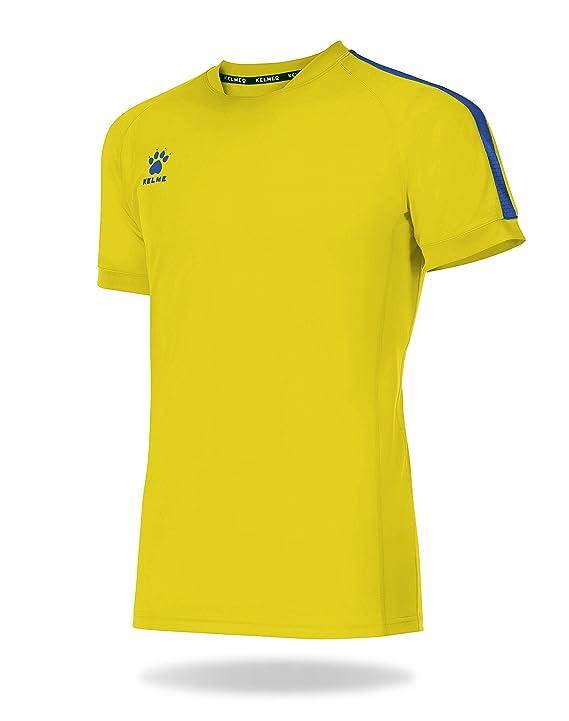 KELME Global Camiseta Fútbol, Hombre: Amazon.es: Ropa y accesorios