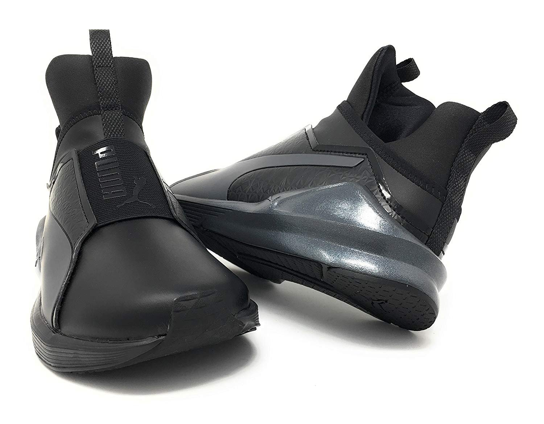 PUMA Fierce Chalet Black-Asphalt (Womens) B076ZV43Q8 7.5 B(M) US Puma Black-asphalt