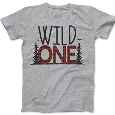 First Birthday Wild One Shirt