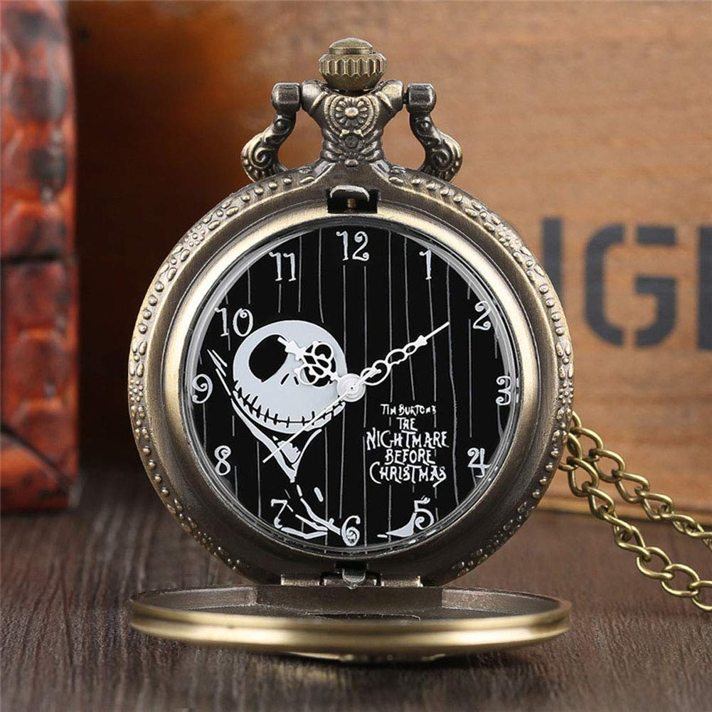Amazon.com: Steampunk Antique The Nightmare Before Christmas Mens ...