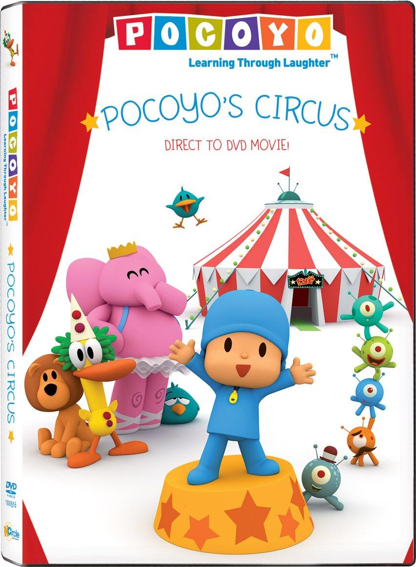 Amazon.com Pocoyo Pocoyo Circus Stephen Fry Alfonso Rodriguez Movies \u0026 TV  sc 1 st  Amazon.com & Amazon.com: Pocoyo: Pocoyo Circus: Stephen Fry Alfonso Rodriguez ...