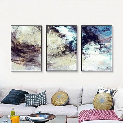 Amazon.com: Daeou Living Room Decorative Painting Bedroom Hanging ...