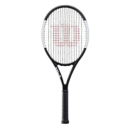 Wilson Pro Staff >> Amazon Com Wilson Pro Staff Team Tennis Racket 4 1 4 Sports