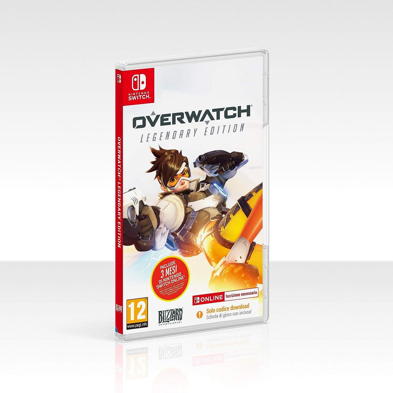 Overwatch - Nintendo Switch [Importación italiana]: Amazon.es ...