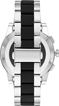 12cb83a97 Access, Men's Smartwatch, Grayson Two-Tone Stainless Steel, MKT5037. Michael  Kors Access, Men's Smartwatch, Grayson Two-Tone Stainless Steel, MKT5037