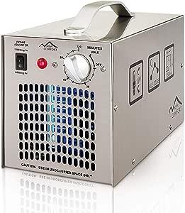 New Comfort Acero Inoxidable 7000 MG/h generador Comercial de ...