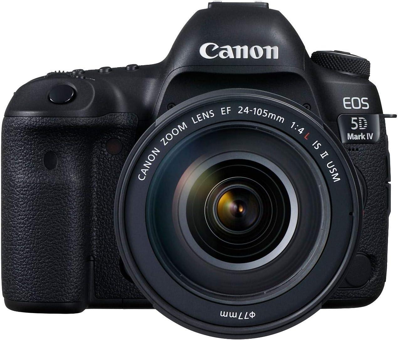 Canon 5D Mark IV | Best Makeup Camera (Editor's Choice)