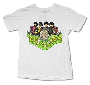 beatles cartoon t shirt