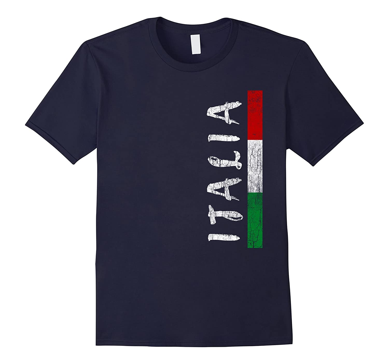 Pride Italia Im Italian I Love Italy Flag Gift T-shirt Tee-TD