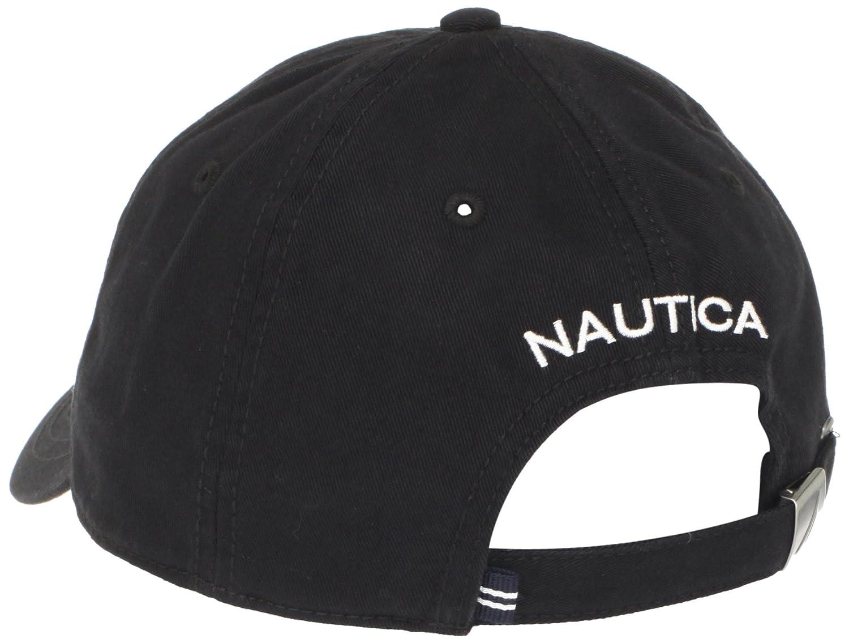 3ce1ac4765121 Nautica Men s Cap Green  Amazon.co.uk  Clothing