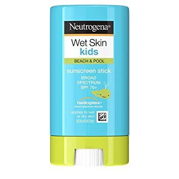 Neutrogena Wet Skin SPF 70 Sunscreen