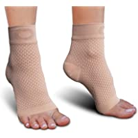 Plantar Fasciitis Socks with Arch Support for Men & Women - Best Ankle Compression Socks for Foot and Heel Pain Relief…