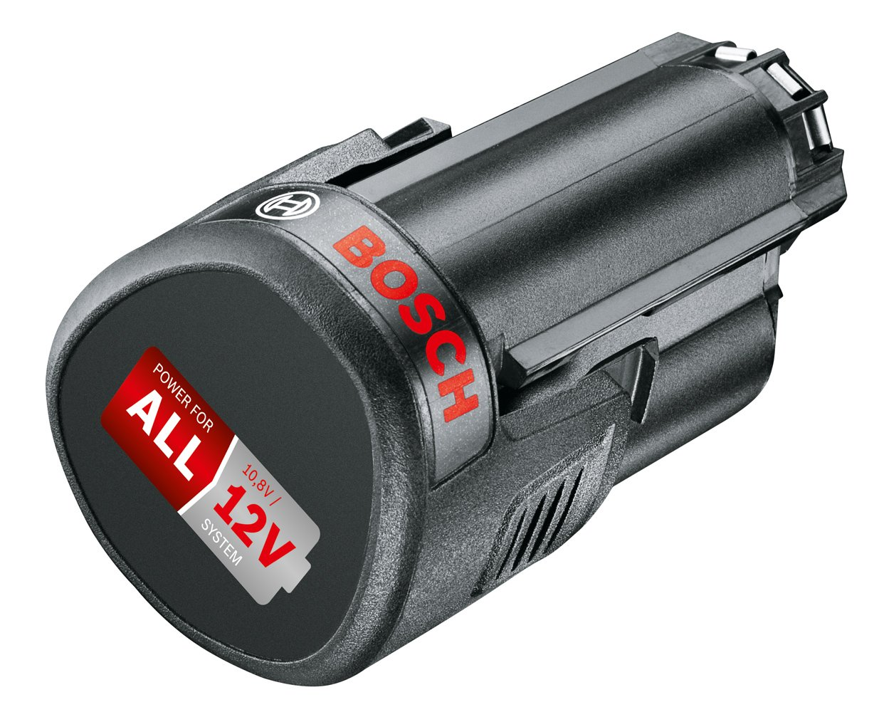 Bosch 12 V 2.5 Ah Lithium-Ion Battery (Compatible for All Tools in 12 V Power for All System) 1600A00H3D