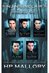 Sinjin Sinclair's Boxed Set: A Vampire Romance Series (The Bryn and Sinjin Series) Kindle Edition