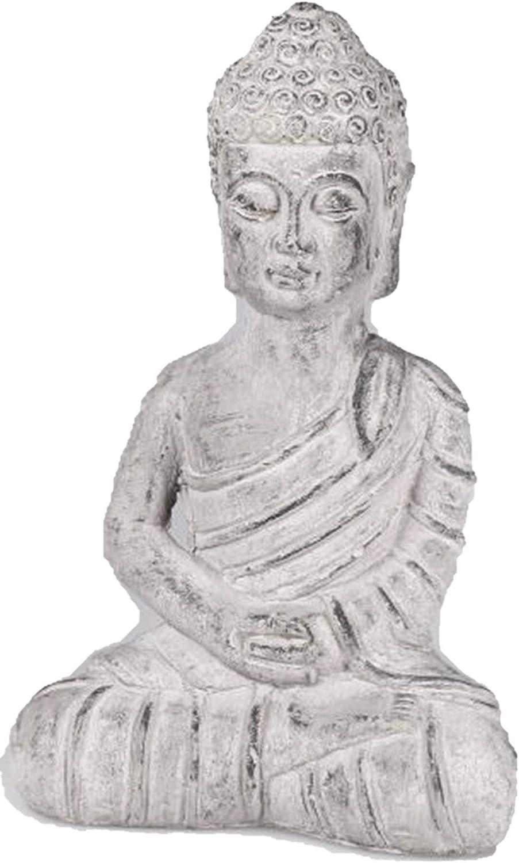 dekojohnson – Figura Decorativa de Buda para jardín, decoración de ...