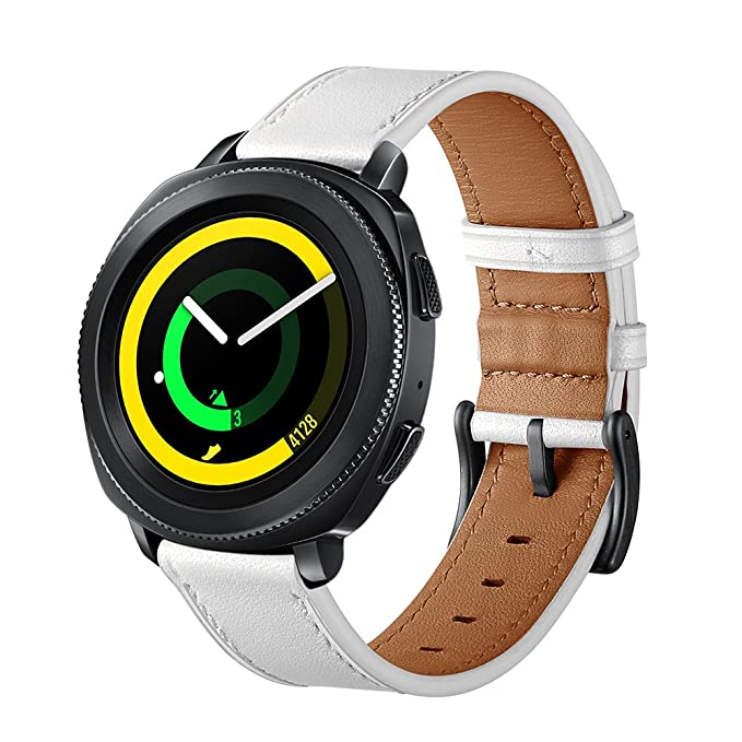 Sundaree Compatible con Galaxy Watch 42mm/Active2/Gear Sport ...