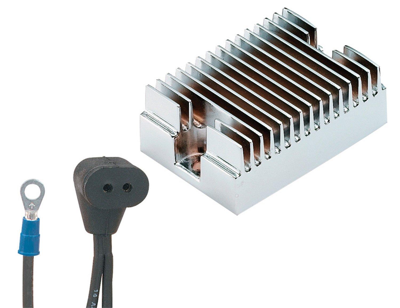 ACCEL 201101C Chrome Hybrid Design Voltage Regulator by ACCEL