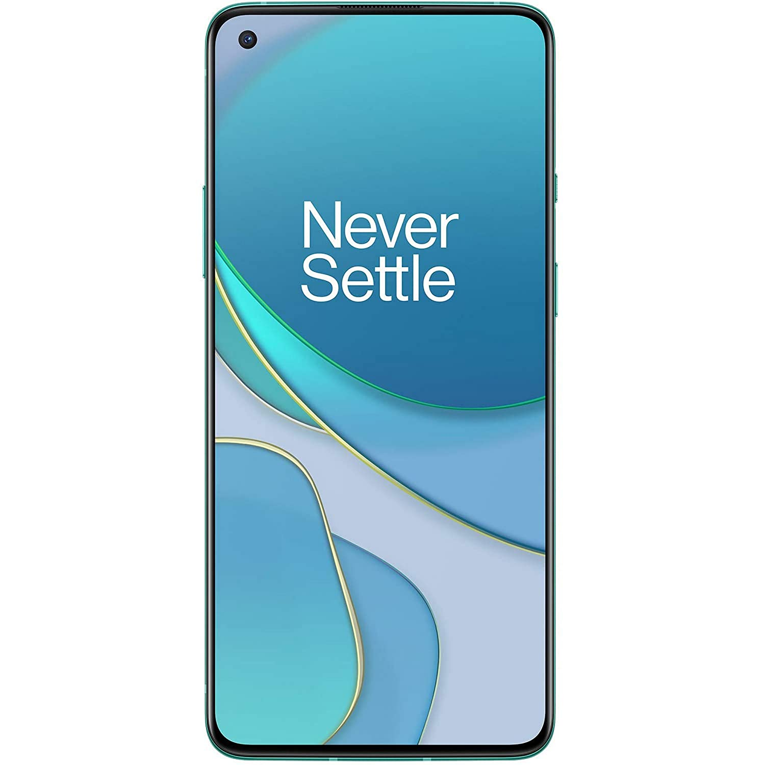 OnePlus 8T 5G (Aquamarine Green, 8GB RAM, 128GB Storage)