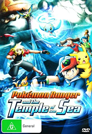 Amazon Com Pokemon Ranger And The Temple Of The Sea Dvd Movies Tv