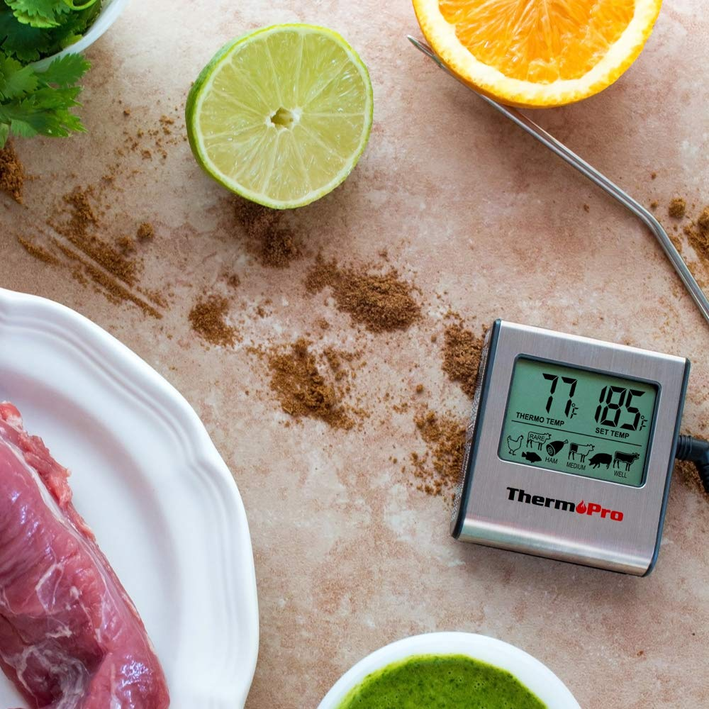 ThermoPro Meat Thermometer ONL...