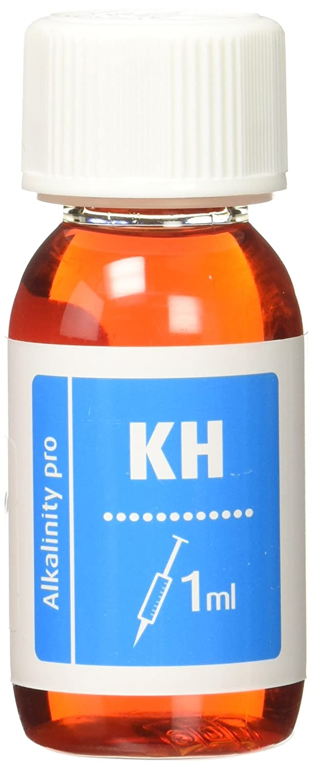 Red Sea Fish Pharm ARE21411 Reagent KH Alkalinity Pro Kit Refill for Aquarium, 75 Tests