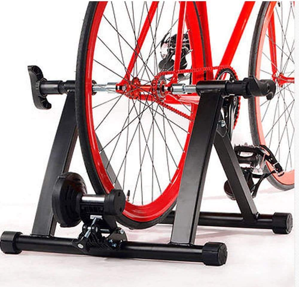 Front Only 5 Level Resistance Magnetic Indoor Bicycle Trainer Exercise Stand