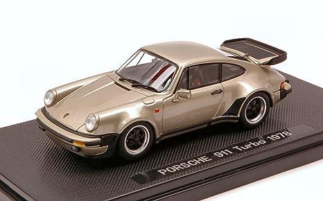 Porsche 911 Turbo 1978 Gold 1:43 Model 44143