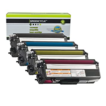Amazon.com: GREENCYCLE Compatible with Brother TN315 TN-315 ...