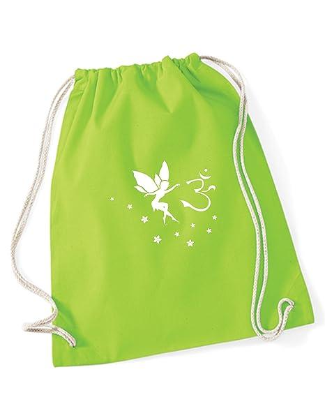 Bolsa cincha deportiva Mochila Festival Bolso Bolsa Hipster fashion con frase Om de 3 Elfen de