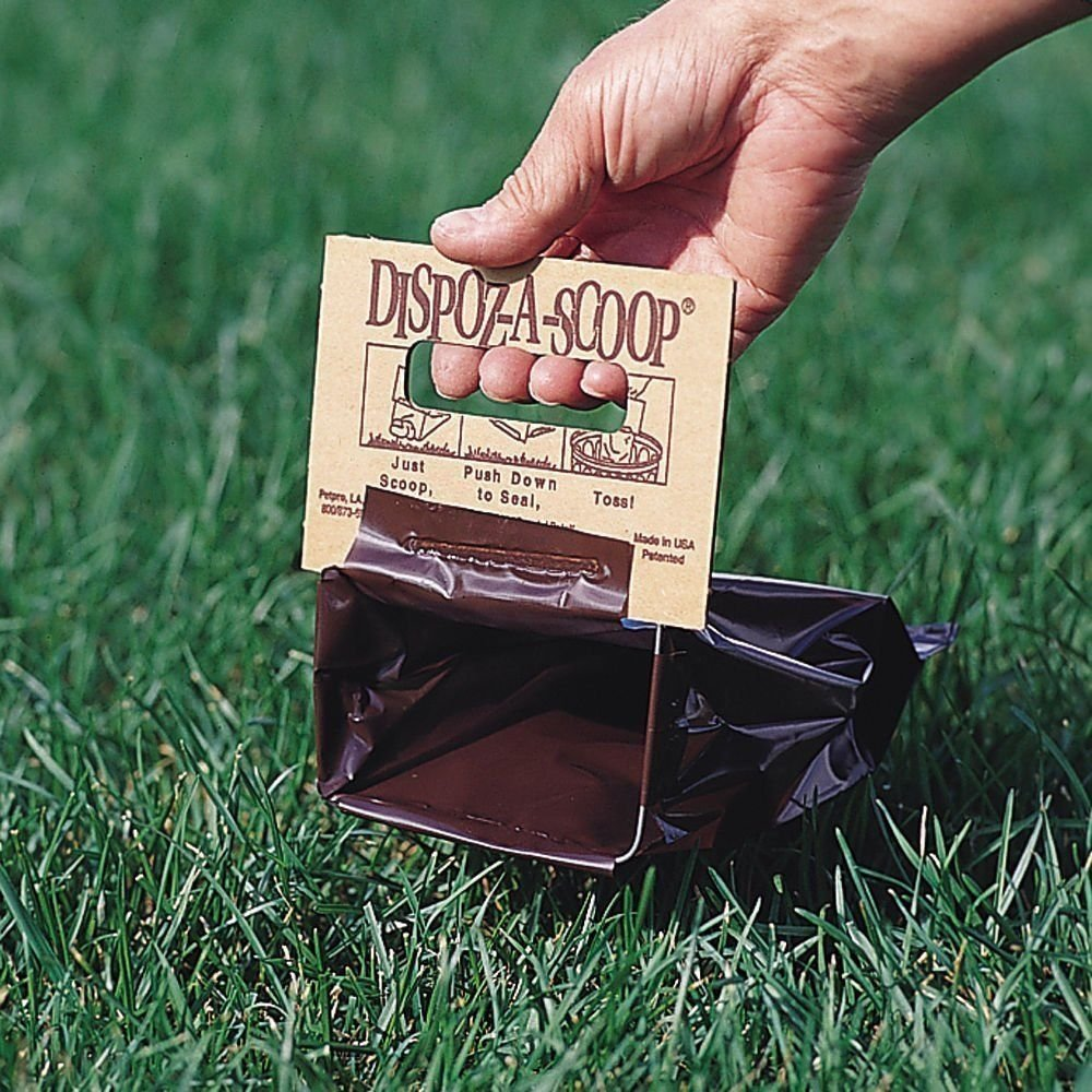 Dispoz-A-Scoop Bags 96 Pk